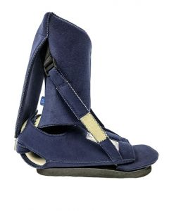Ambulating Boot with Adjustable Straps