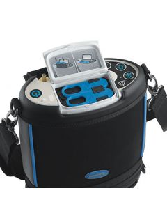 Invacare Platinum Mobile Oxygen Concentrator with Extra Battery