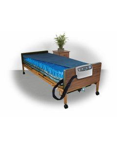 """DRIVE MED-AIRE PLUS 8"""" ALTERNATING PRESSURE AND LOW AIR LOSS MATTRESS SYSTEM"""