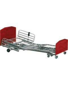 "Rexx 80"" Full Electric Low Bed"
