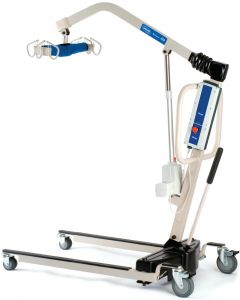 Reliant 450 Series Floor Lift,​ Manual Low-Height Base