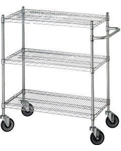 3-Shelf Utlity Cart